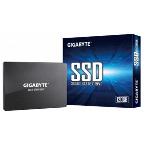 "Image for product 'Gigabyte GP-GSTFS31120GNTD SSD [120 GB, 2.5"", SATA3, 500/380 MB/s, Black]'"