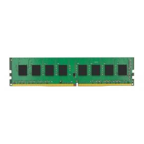 Image for product 'Kingston KVR24N17S6/4 ValueRAM [1x 4 GB, DIMM, DDR4, 2400 MHz, 288-pin, Green]'
