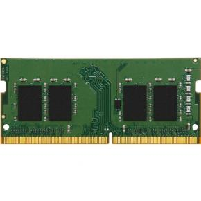 Image for product 'Kingston KVR24S17S6/4 ValueRam [1x 4 GB, SO-DIMM DDR4, 2400 MHz, 260-pin, Green]'