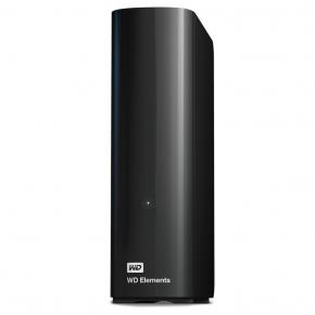 Image for product 'Western Digital WDBWLG0080HBK-EESN Elements [8 TB, HDD, Extern, Micro-USB B, 3.1 Gen 1, Black]'