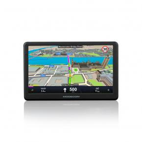 "Image for product 'Modecom NAV-FREEWAYSX71-AM-EU FreeWAY SX 7.1 Personal Navigation Device [7"" LCD Touch, 8GB, WinCE]'"