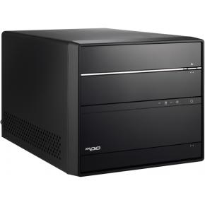 Image for product 'Shuttle SH370R6 Plus XPC Cube Barebone, [LGA1151 V2, Intel H370, 2x DIMM DDR4-2667Mh, IntelHD, M.2]'