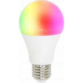 WOOX R4553 Smart RGB LED lamp [WiFi, E27, 7W, 600 LM, warm wit, Powered by TUYA]