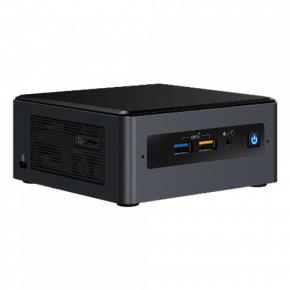 Intel BOXNUC8i3BEH2 NUC Kit NUC8i3BEH [UCFF, 2x SO-DIMM DDR4 2400Mhz, TB3, USB3.1 Gen2, 28 W]