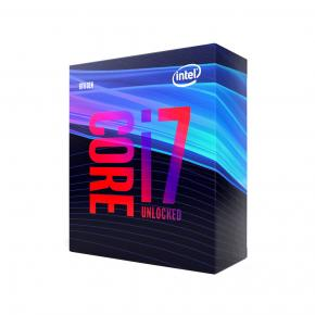 Image for product 'Intel BX80684I79700K Core i7-9700K [LGA1151, 3.6/ 4.9 GHz, 8-Core, 12MB, DDR4 2667Mhz, HD630, 95W]'