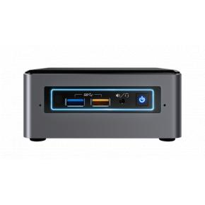 Image for product 'Intel BOXNUC7I5BNHXF Mini PC [UCFF, Intel i5-7260U, 2x DIMM DDR4, 4 GB, 1 TB, M.2, Iris Plus, W10H]'
