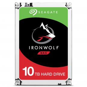"Image for product 'Seagate ST10000VN004 IronWolf Internal HDD [3.5"", 10 TB, 7200 RPM, Serial ATA III, 256 MB, 210MB/s]'"