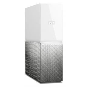Image for product 'Western Digital WDBVXC0030HWT-EESN My Cloud Home NAS [3 TB, HDD, USB3.1 + GE 1000Mbps, Grey]'