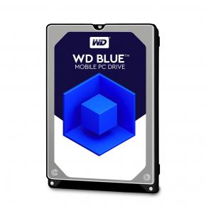 "Image for product 'Western Digital WD20SPZX BLUE HDD [2 TB, 2.5"", 5400 RPM, Serial ATA III, 128 MB, 7mm]'"