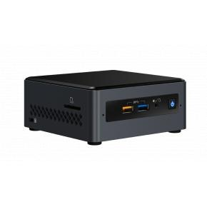 Image for product 'Intel BOXNUC7PJYH2 NUC Slim Barebone [UCFF, BGA1090, Intel J5005 Quad, 2x SO-DIMM DDR4, HDG, WiFi]'