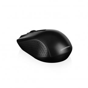 Image for product 'Modecom M-MC-00M4.1-100 MOUSE M4.1 BLACK [USB, Optical, 1200 DPI, 1.8m]'