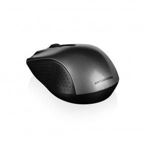 Image for product 'Modecom M-MC-00M4.1-710 MOUSE M4.1 GRAY-BLACK MOUSE [USB, Optical, 1200 DPI, 1.8m]'