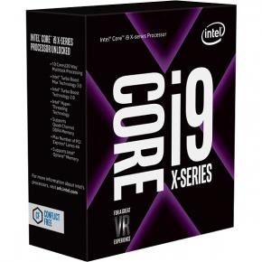 Image for product 'Intel BX80673I99820X Core i9-9820X [LGA2066, 3.3/ 4.1 GHz, 10-Core HTT, 17MB, DDR4-2666, 8 GT, 165'