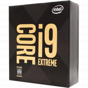 Image for product 'Intel BX80673I99980X Core i9-9980XE [LGA2066, X299, 3 0/4.5 GHz, 18-Core HTT, 8 GT, DDR4-2667, 165W]'