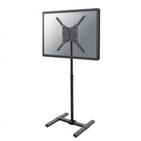"Image for product 'Newstar NS-FS100BLACK Monitor Vloer steun [1x 22 - 55"", 25kg, 400x400mm, 160 cm, Black]'"