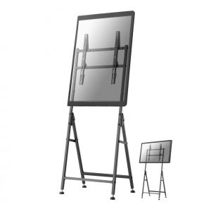 Image for product 'Newstar PLASMA-M1000 Flat-screen floor stand [1x 32-55 inch, 35kg, 108cm, 200x200/ 400x400mm, Black]'