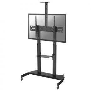"Image for product 'Newstar PLASMA-M1950E Flat-screen floor stand ]1x 60 - 100"", 100kg, 134-166 cm, 400x400/ 1000x600mm]'"