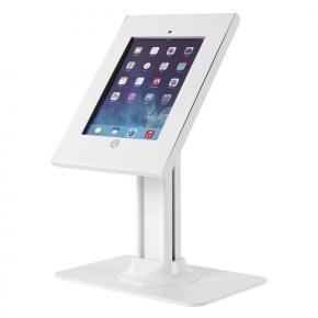 Image for product 'Newstar TABLET-D300WHITE Anti-Theft Tablet Desk Stand [1kg, 30 cm, Tilt & Rotate, White]'