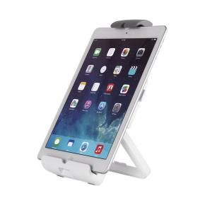 Image for product 'Newstar TABLET-UN200WHITE Universal Tablet Mount Suitable for Tablets [1kg, 15,5 - 26,5 cm, White]'