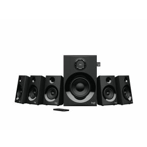 Image for product 'Logitech 980-001316 Z607, Surround Speaker Set [5.1 CH, 160W, Bluetooth, USB, SD, FM, Black]'