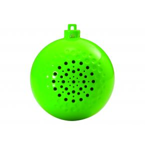 Image for product 'Conceptronic DANTO01G DANTO, Wireless Bluetooth Speakerr green [1.0 CH, 3 W, 100 - 20000 Hz, 90 dB]'