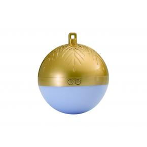 Image for product 'Conceptronic TARIQ01GL Wiireless Bluetooth Speaker Gold [3 W, 100 - 20000 Hz, 90 dB]'