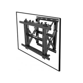 "Image for product 'Equip 650325 Push-In Pop-Out TV Wall Mount Bracket [1x 37"" - 70"", 50kg, 180°, 100x100/ 600x400 mm]'"