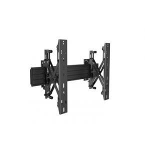 "Image for product 'Equip 650355 Modular Push-In Pop-Out TV Wall Mount [1x 32"" - 65"", 30kg, 180° , 100x100/ 600x400mm]'"