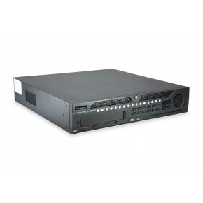 Image for product 'Levelone NVR-0764 GEMINI Network Video Recorder [64-CH, 4K, 12MP, HDMI, VGA, H.265, RAID]'