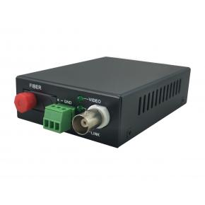 Image for product 'LevelOne AVF-1101 1-Channel BNC over Fiber Optic Extender Kit [FC, 1470-1610,1310 nm, 6.5MHz, -26dB]'