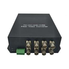 Image for product 'LevelOne AVF-1801 8-Channel BNC over Fiber Optic Extender Kit [FC, 1470-1610,1310nm, 6.5MHz, 1310nm]'