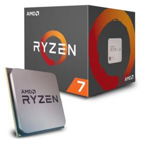 Image for product 'AMD YD2700BBAFMAX VEGA RYZEN 7 2700 [AMD AM4, 3.2/ 4.1Ghz 8-Core HT, Unlocked, 65W]'
