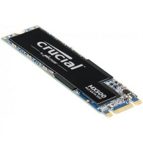 Image for product 'Crucial CT500MX500SSD4 MX500 SSD [500GB, M.2 2280, SATA3 6Gbps, 560/ 510MB/s]'