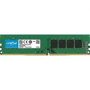 Image for product 'Crucial CT16G4DFD824A Crucial U-DIMM [16GB, DDR4, 2400Mhz, CL17, Single Ranked, Unbuffered, 1.2v]'