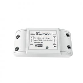 WOOX R4967 Smart WiFi switch powered by TUYA [10A, 2300W, 100-240VAC 50-60Hz, Wi-Fi]