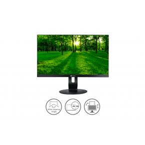 """Image for product 'Neovo FS24 LCD LED Monitor [23.8"""", 250cd/m2, 20.000.000:1, 5ms, Speakers, Height adjustable, Black]'"""