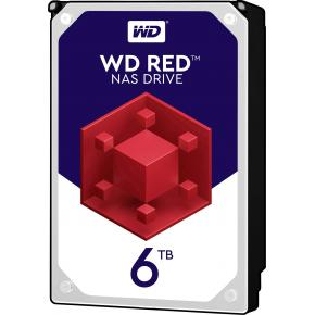 """Image for product 'Western Digital WD60EFAX RED NAS HDD [6TB, 3.5"""", SATA3, 5400RPM, 256MB, 150 MB/s, SMR]'"""