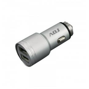 Image for product 'ADJ 110-00106ADJ Rocket Car Adapter [Dual USB, Up to 2.4V, Iron body]'