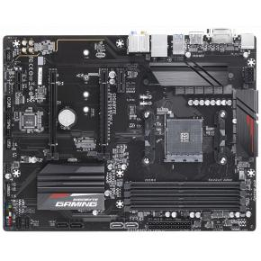 Image for product 'Gigabyte B450 GAMING X B450 Gaming X [AMD AM4, Ryzen, 4x DIMM, DDR4 2133 - 2933, M.2, USB3.1 Gen1]'