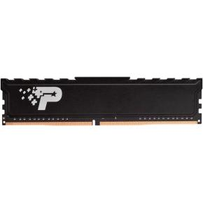 Image for product 'Patriot PSP44G266681H1 LONG-DIMM SL PREMIUM [4GB, DDR4 UDIMM, 2666Mhz, HEAT SHIELD]'