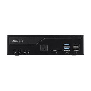 Shuttle DH310V2 XPC Slim barebone [LGA1151-2, Intel H310, 2x SO-DIMM DDR4, 2666Mhz, UHD[