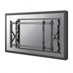 "Image for product 'Newstar LED-VW1750BLACK Flat screen TV video wall mount [1x 35kg, 32 - 55"", 200x200/ 600x400 mm]'"