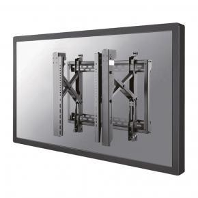 "Image for product 'Newstar LED-VW2500BLACK Flat screen video wall mount [1x 70 kg, 32-75"", 200x200/ 600x400 mm, Black]'"