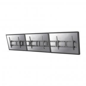 """Image for product 'Newstar NS-WMB300BLACK Menu board wall mount [1x 50kg, 40 - 52"""", 200x200/ 600x400 mm, Black]'"""