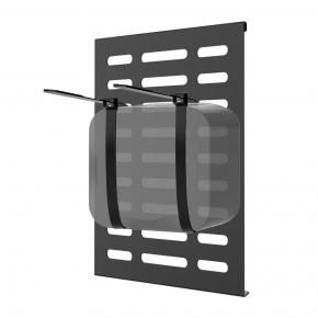 Image for product 'Newstar NS-MBTC100BLACK Wall-mounted CPU holder [1x 10 kg, Vertical, NS-WMB series, Black]'