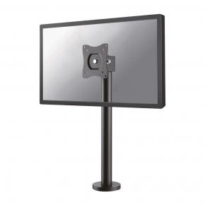 "Image for product 'Newstar NS-DPOS100BLACK Flat screen desk mount [Screws, 1x 15 kg, 10 - 32"", 100x100 mm, Black]'"