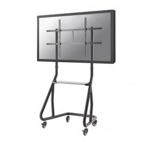 "Image for product 'Newstar NS-M3800BLACK Flat screen TV floor stand [1x 100 kg, 60 - 100"", 400x400/ 1000x600 mm, Black]'"