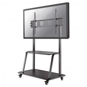 "Image for product 'Newstar NS-M4000BLACK Flat screen TV floor stand [1x 150 kg, 60 - 105"", 200x200/ 1000x600 mm]'"