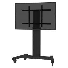 "Image for product 'Newstar PLASMA-M2250BLACK Flat screen TV floor stand [1x 130 kg, 42 - 100"", 200x200/ 800x600 mm]'"