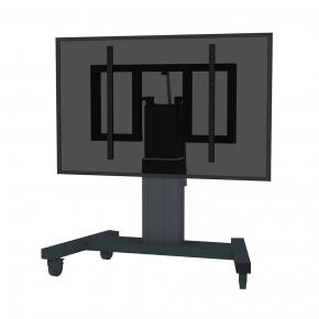 "Image for product 'Newstar PLASMA-M2550TBLACK Flat screen TV floor stand [1x 150 kg, 42 - 100"", 400x200/ 800x600mm]'"